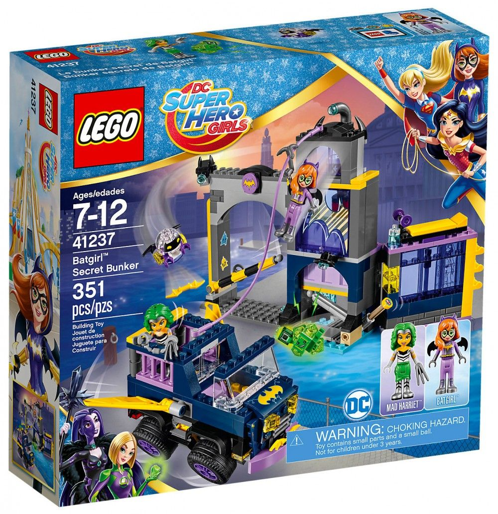 DC Comics DC Super Hero Girls Batgirl Slingshot