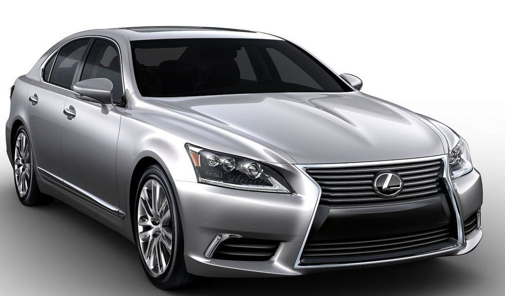 2019 Lexus LS 460 is a vehicle that has a very modern