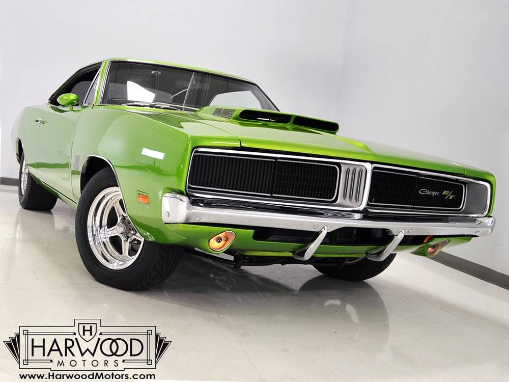1969 Dodge Charger R/T for sale #1963862 - Hemmings Motor News ...