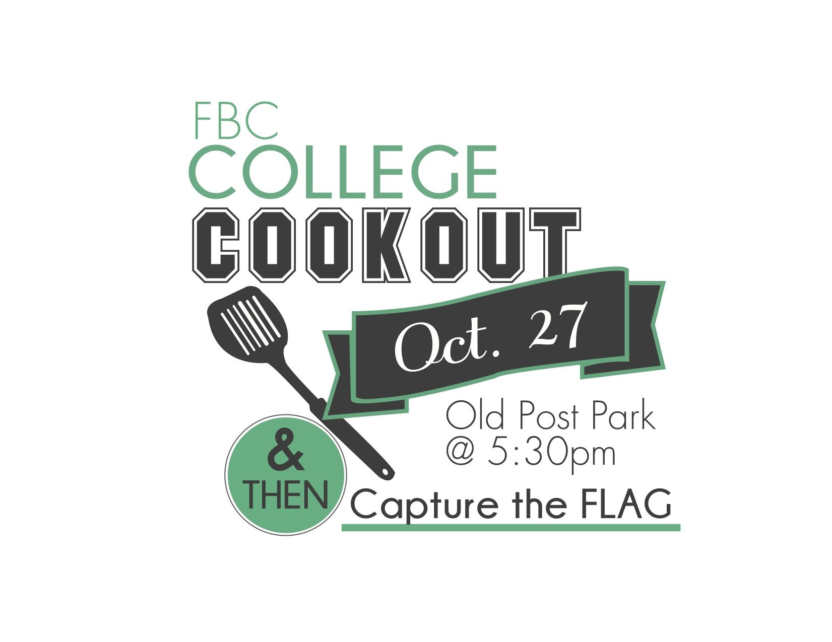 cookout flyer design portfolio pinterest fonts and typography