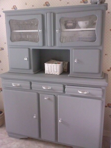 Buffet cuisine annees 50 deco pinterest buffet for Buffet de cuisine gris