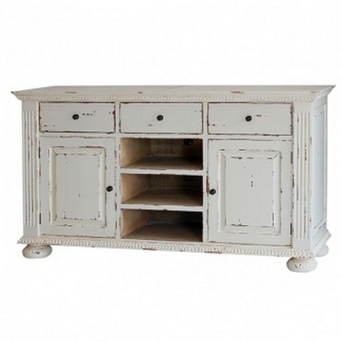 Charleston Plasma Tv Stand French Provincial Country Style
