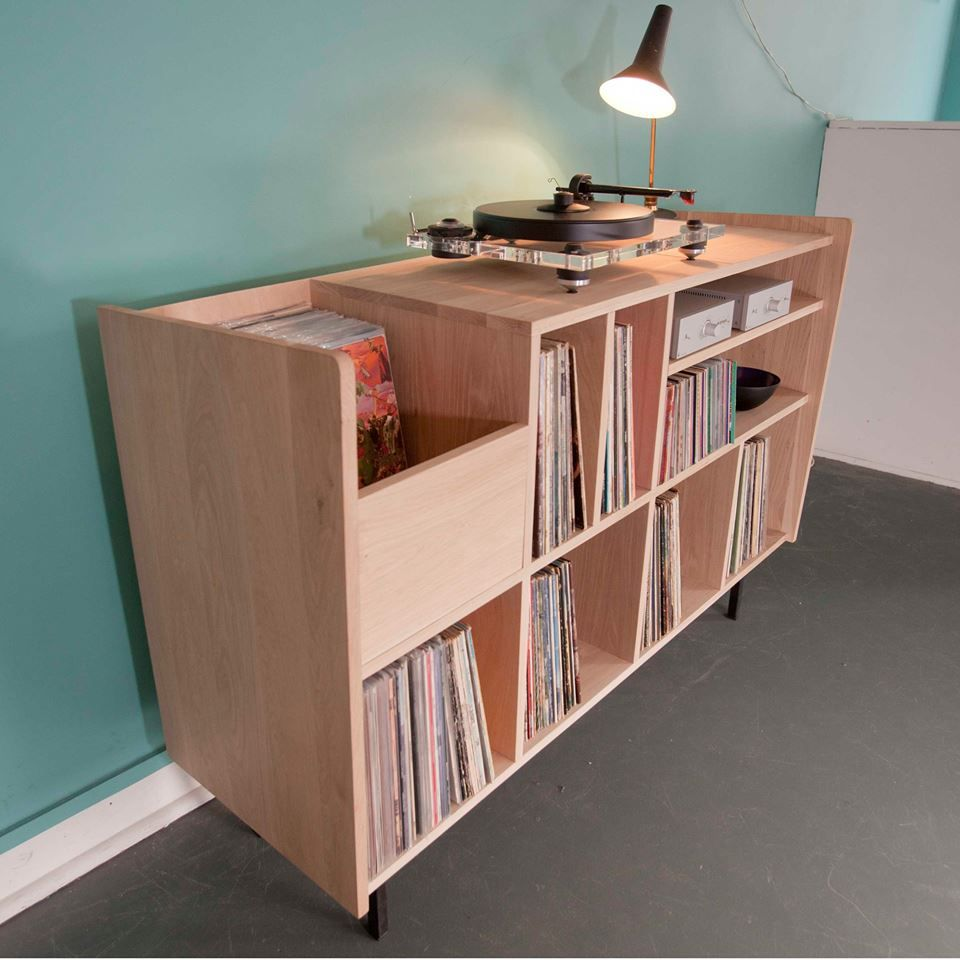 I Love That This Has A Flippable Zone For The Current Rotation  # Meuble Maison Hifi Original