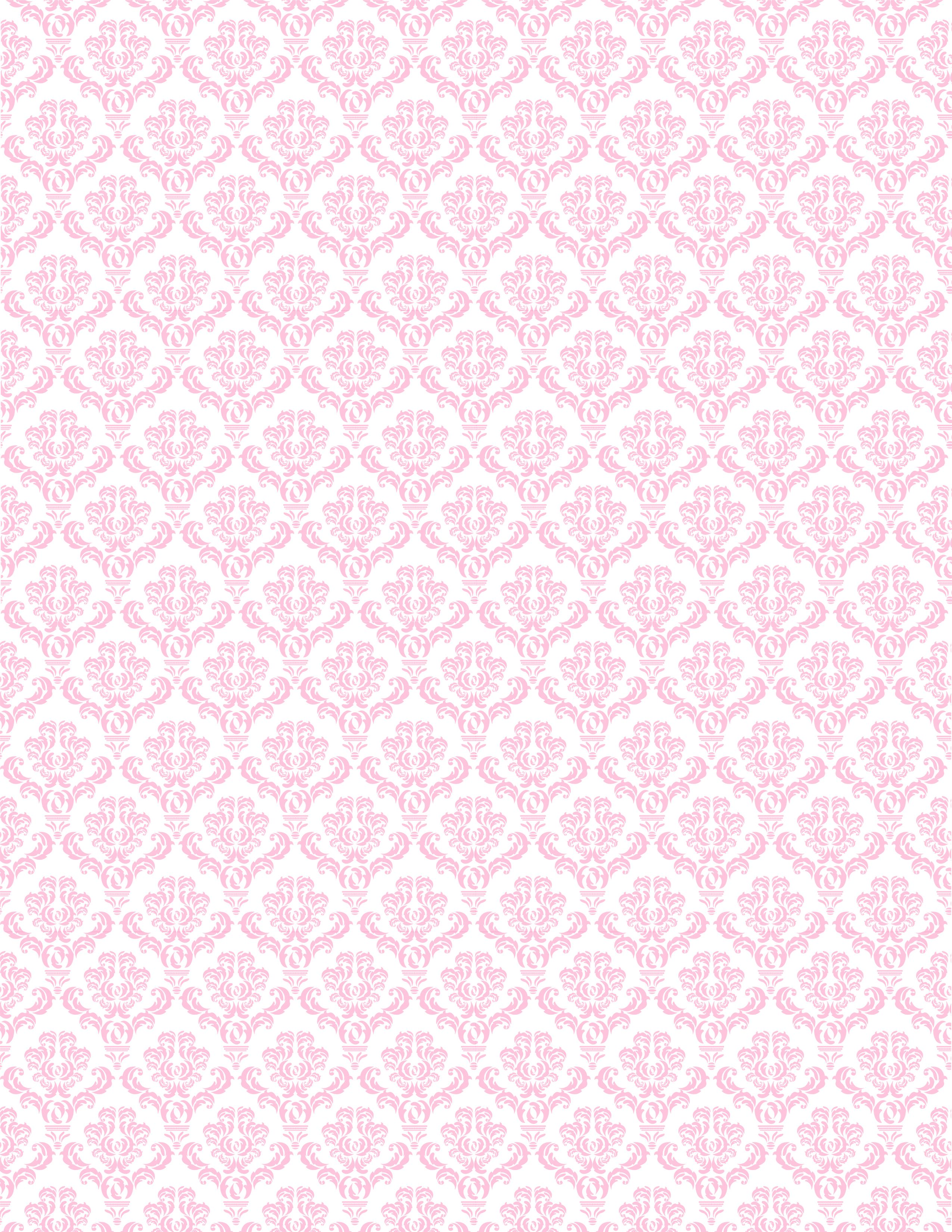 Ballet pattern pesquisa google papeis de parede for Pink and white wallpaper