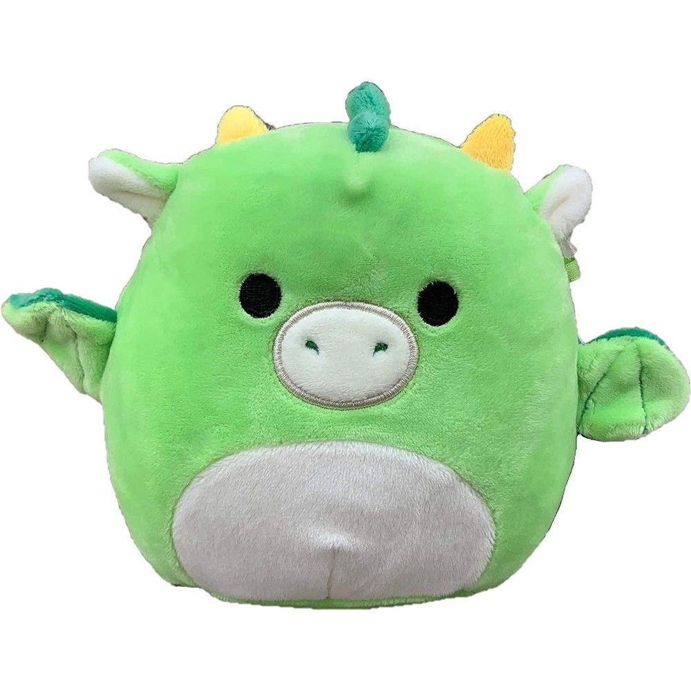 Squishmallows 24 Inch Plush Dexter The Green Dragon Pillow Pals Plush Toys Plush