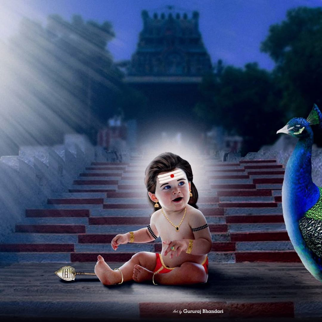 982 Likes 1 Comments Gururaj Bhandari Artbygurudesign On Instagram Lord Muruga With His Frien Lord Shiva Family Lord Shiva Statue Lord Shiva Hd Images