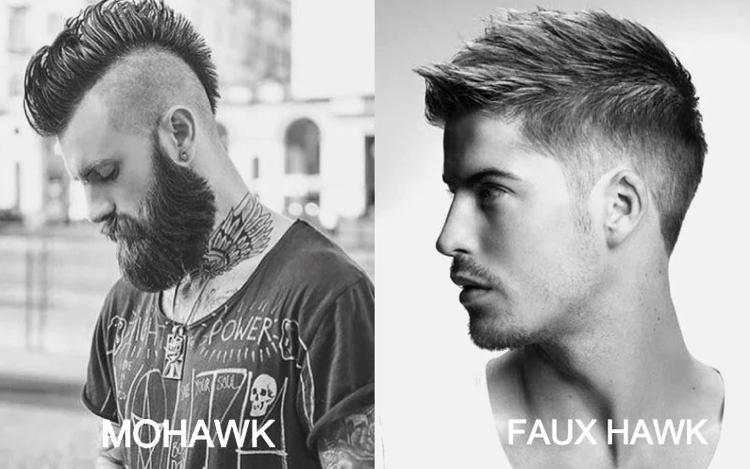 Erstaunlich Frisuren Männer Iro