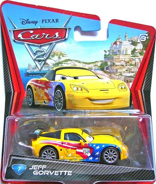 Jeff Gorvette Disney Cars Toys Disney Cars Toy Car