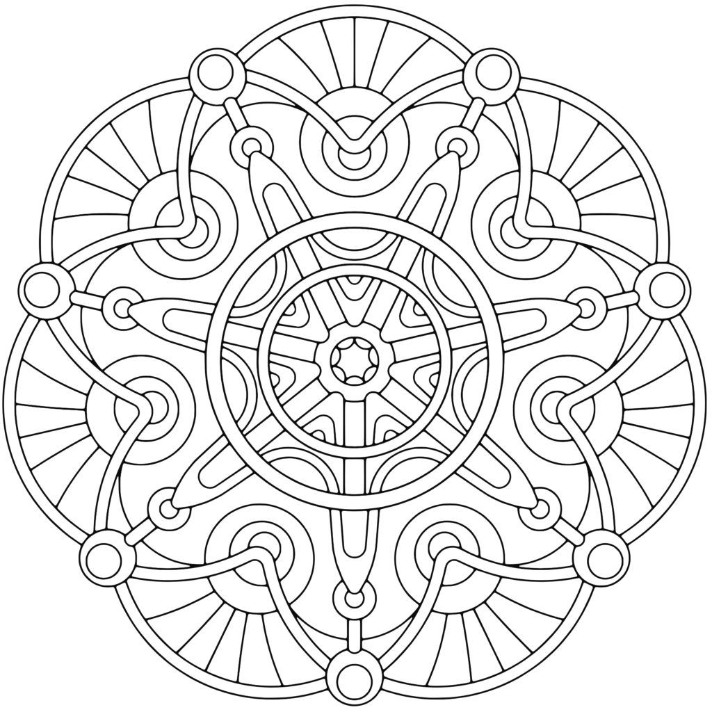 Creative Awesome Coloring Pages For Adults Concerning Modest Article ...