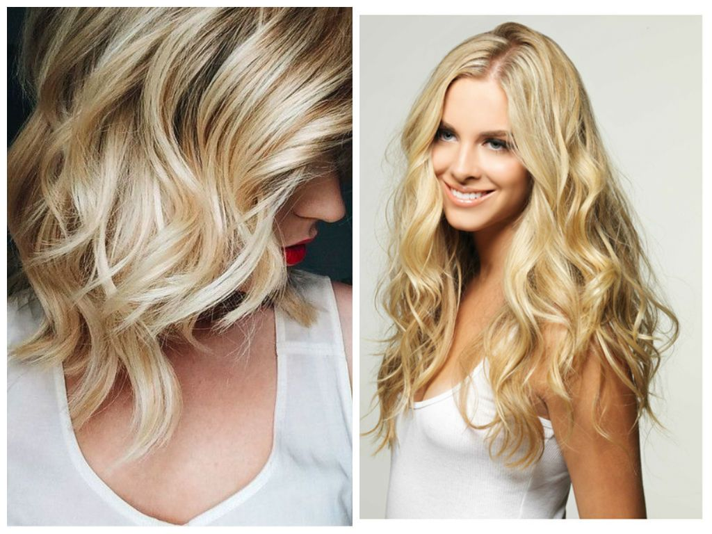 The Difference Between Balayage & Ombre, Hair Coloring Guide ...