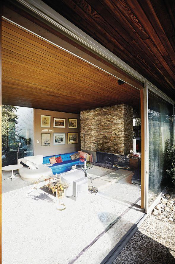 Exceptional Ein Haus Von Richard Neutra Zum Schnäppchen Preis