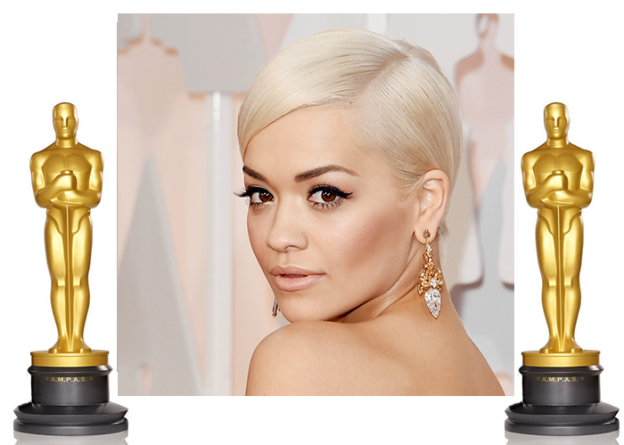 A beleza do Oscar 2015
