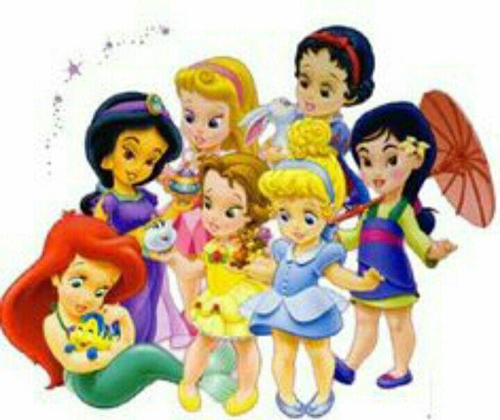 princesse disney enfants image