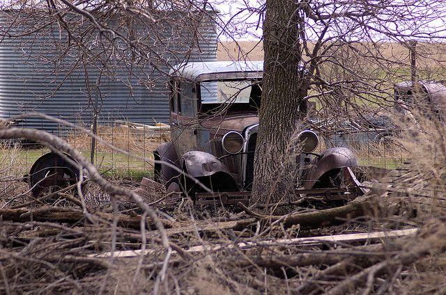 1930 Model A Town Car