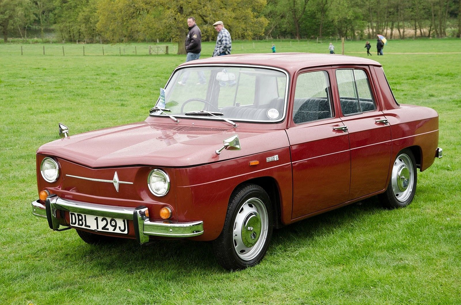 Pin On Renault 8 R8m S Ts G