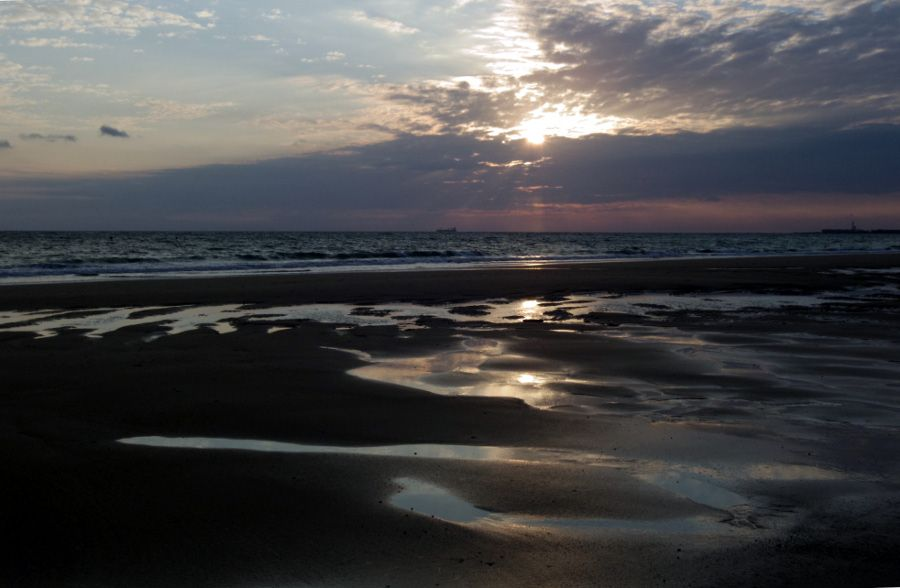 Playa de la Victoria. Cádiz