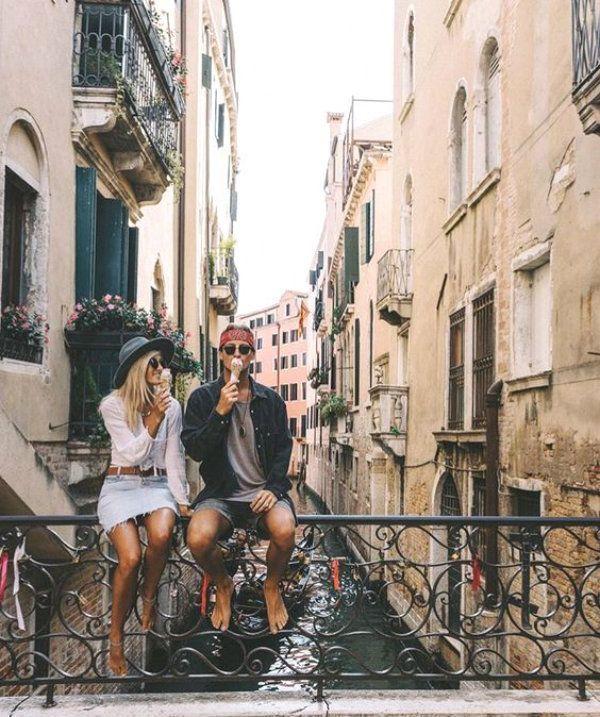 Ciao! Newport Beach: viajar juntos como pareja – excelentes fotos
