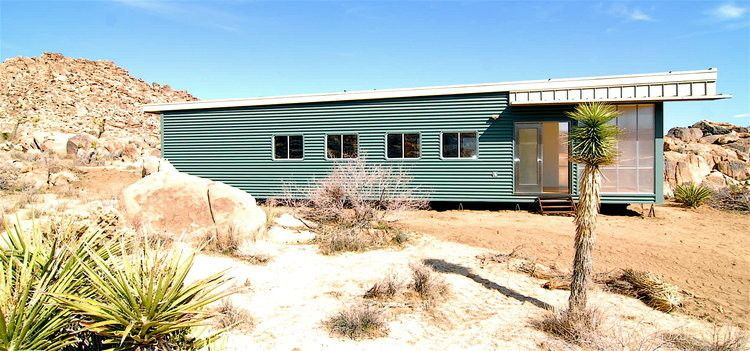 Eco Friendly Prefabs And The Modern Mobile Home Spotlight On Jennifer Siegal