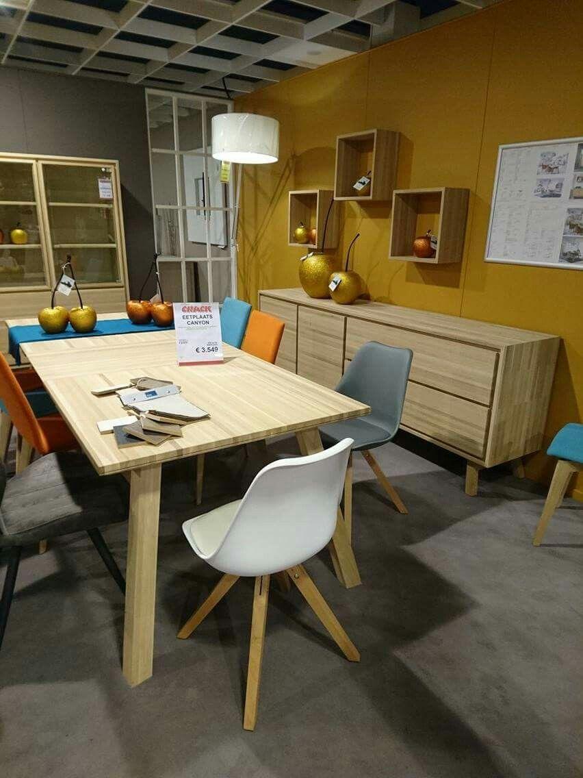 mobilier: meuble crack à ypres en belgique chÊne brut gamme north