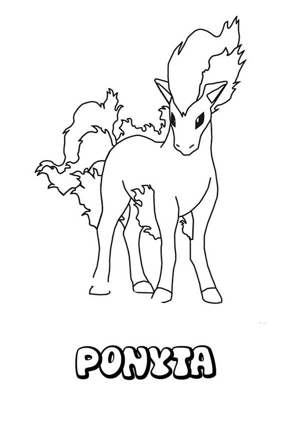 Charming Ponyta Pokemon Coloring Pages Bulk Color Pokemon Coloring Pages Pokemon Coloring Coloring Pages