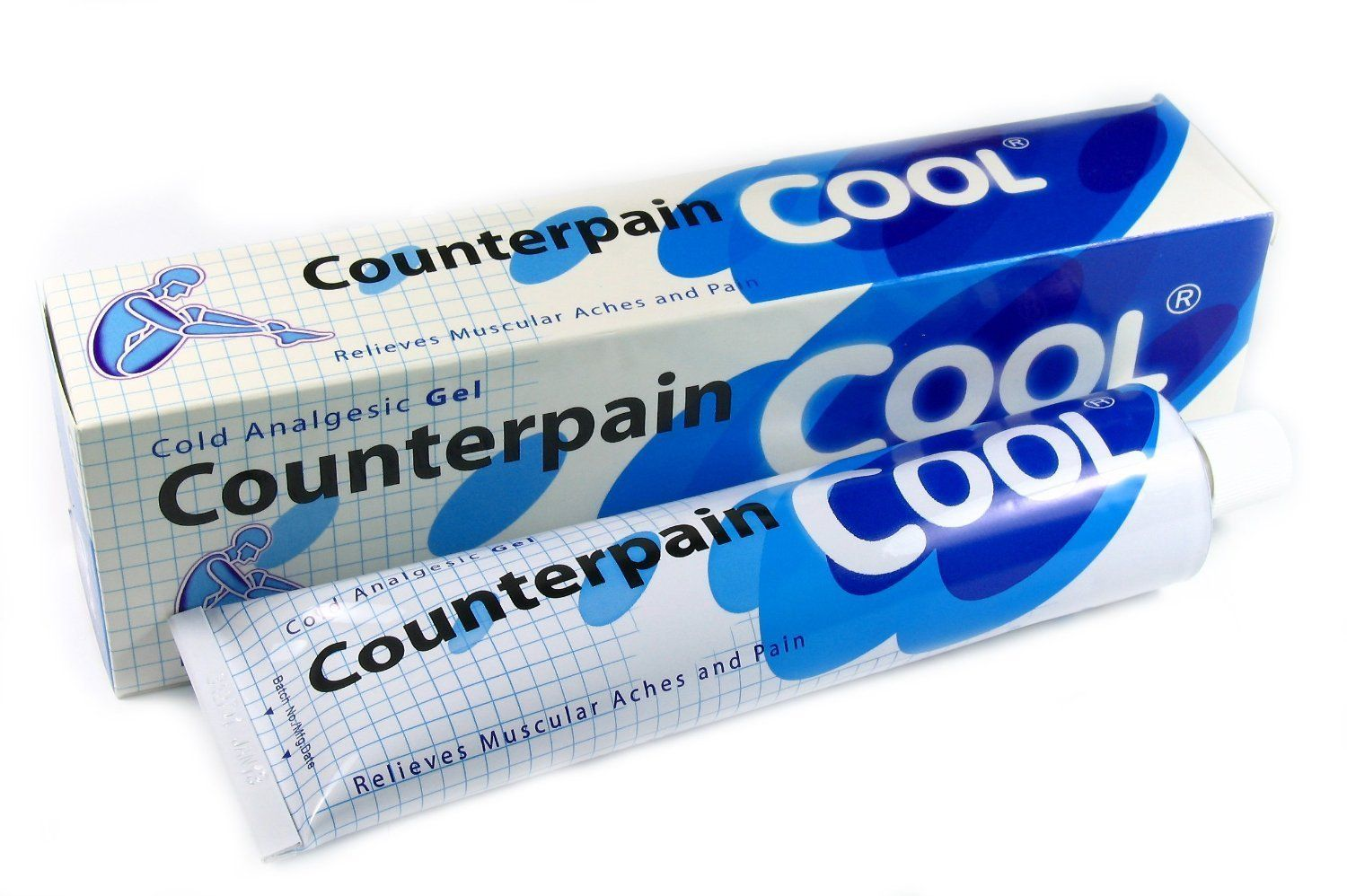 Counterpain Cool Pain Relief Cold Analgesic Gel 120g X 3 Pcs Visit The Image Link More Details