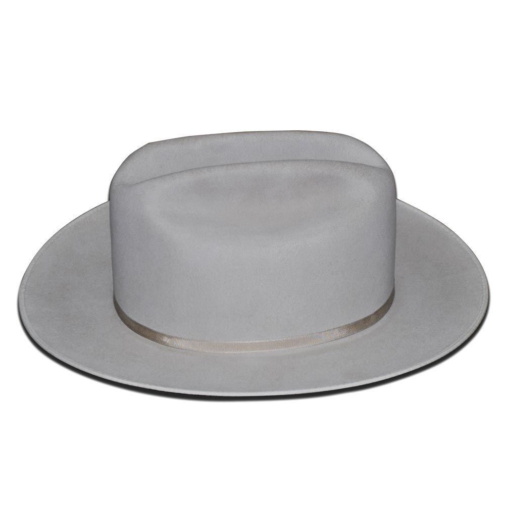 Light Grey Stetson Beaver Felt Hat Sold In Pretoria South Africa Stetson Open Road Stetson Open Road