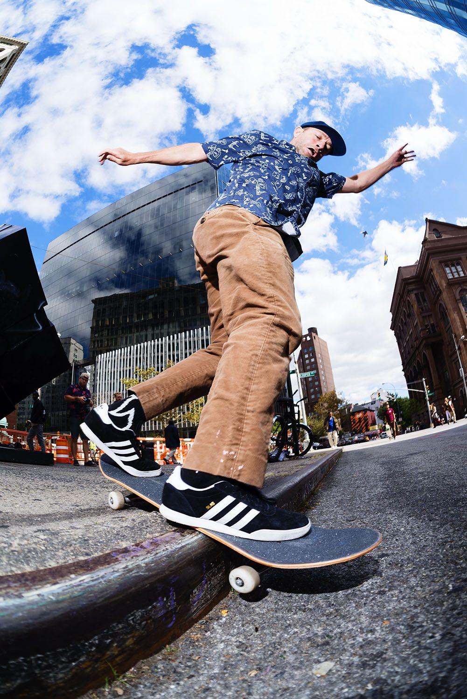 Beefoftheweek Mark Gonzales Backside Lipslide Nyc 2014 Nyc Skateboard Gonzales