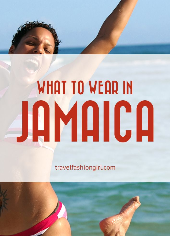 What to Wear in Jamaica in Spring and Summer | Travel ...