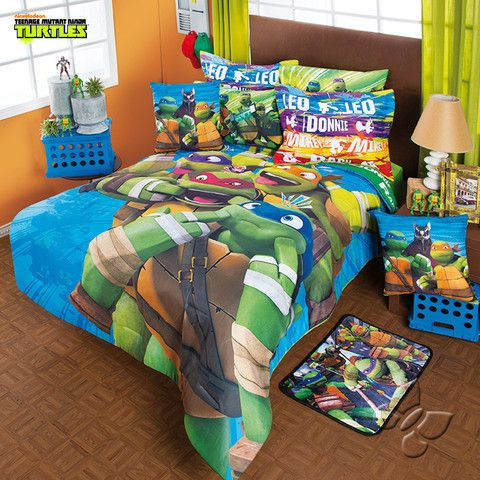 Teenage Mutant Ninja Turtle Crib Set Baby Bedding Crib Sets Baby Sets Cribs
