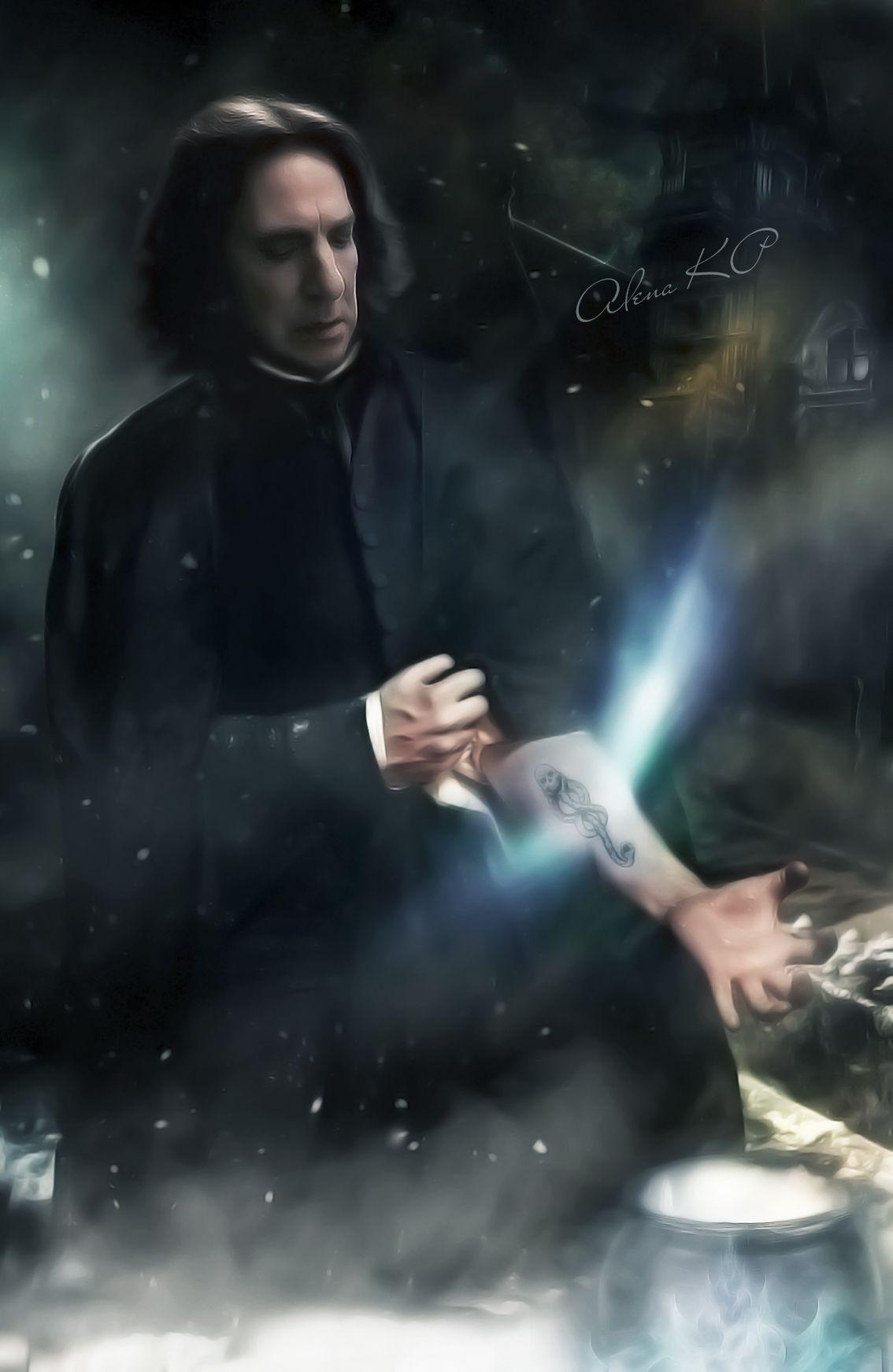 Alan Rickman Alena Kp Harry Potter Severus Snape Harry Potter Severus Severus Snape