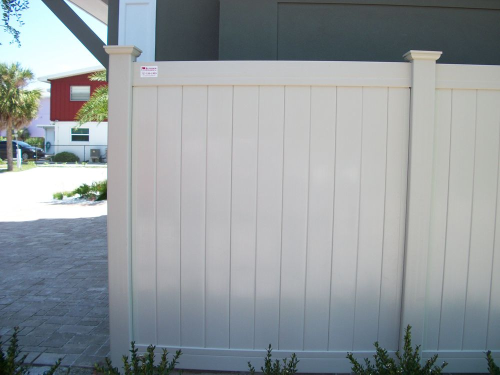 vinyl fence cost cheap build pvc fence in outdoor living