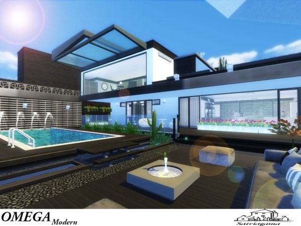 Sims 4 Downloads Sims 4 House Design Sims House Sims 4