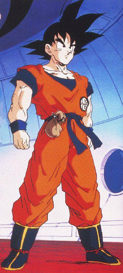 60fd421a4bf Goku arrives on Namek