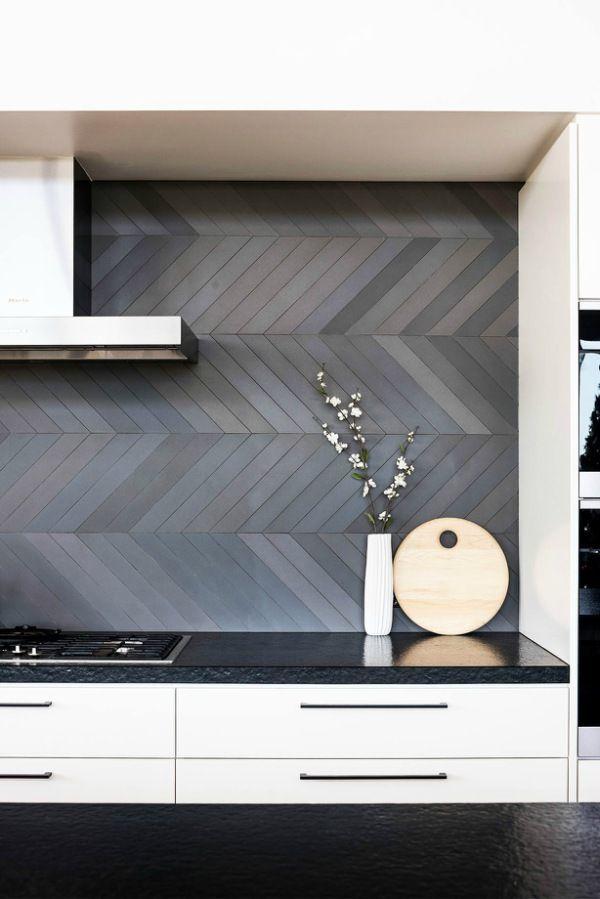 Wandtegels Keuken Voorbeelden  26x  Wandtegels in de