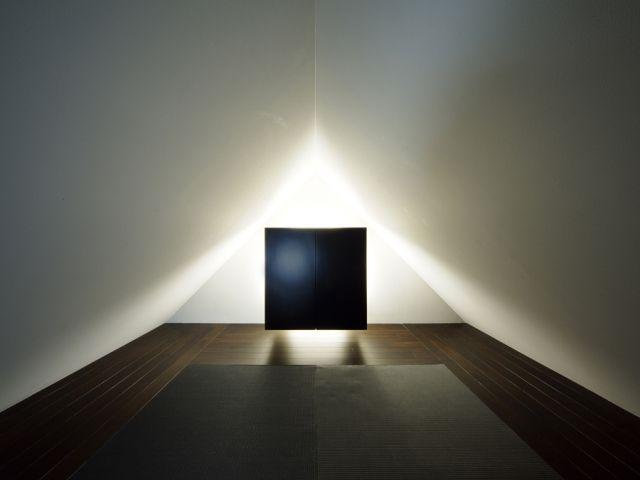 Lik House Meditation Room designed by Satoru Hirota Architects