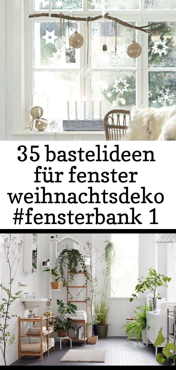 35 bastelideen für fenster weihnachtsdeko 1 35 Bastelideen für Fenster Weihnachtsdeko groß Pflanzen für Schlafzimmer Fensterbank  Google Search   Cou...