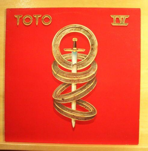 TOTO - IV - near mint - Vinyl LP - Rosanna - Africa - Top Rare