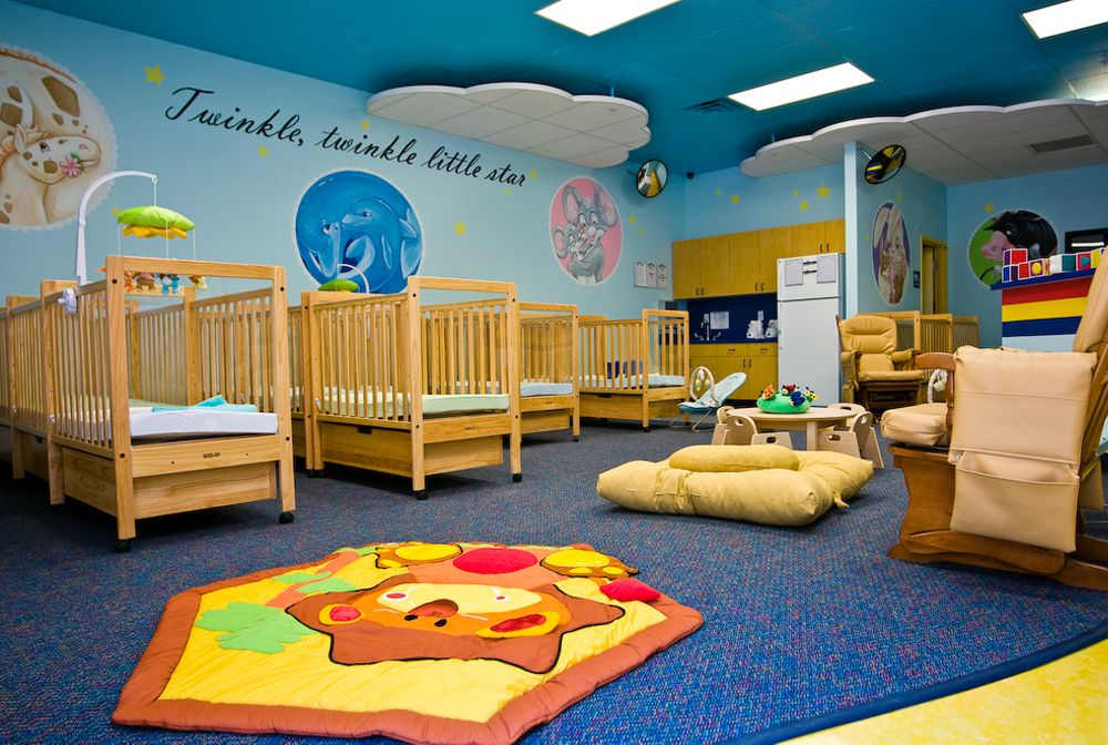 Get the best guidance to set up daycare for infant here for Sleeping room decoration