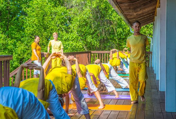 Sivananda Yoga Ranch Classical Yoga Ashram Mountain Retreat Sivananda Yoga Mountain Retreat Yoga Retreat