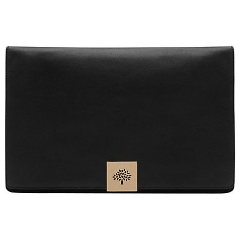 5b9b8cc475 ... discount buy mulberry campden leather clutch bag online at johnlewis  f2b04 5e007
