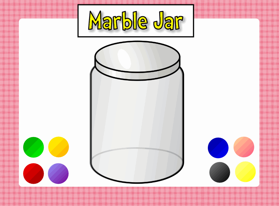 Classroom Marble Jar Ideas : What a great way to reward behavior with this interactive