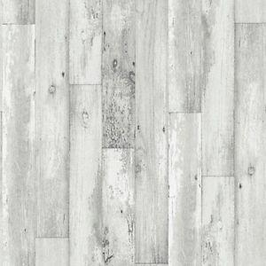G56166 Galerie Memories 2 Rustic White Grey Wood Plank