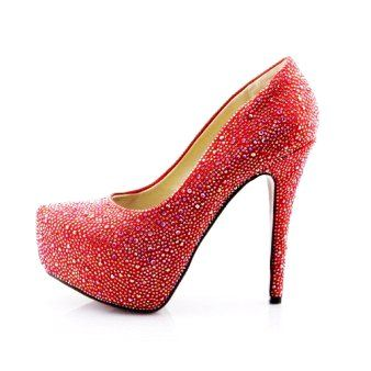 1000  images about Pink sparkly heels on Pinterest | Sparkly high ...