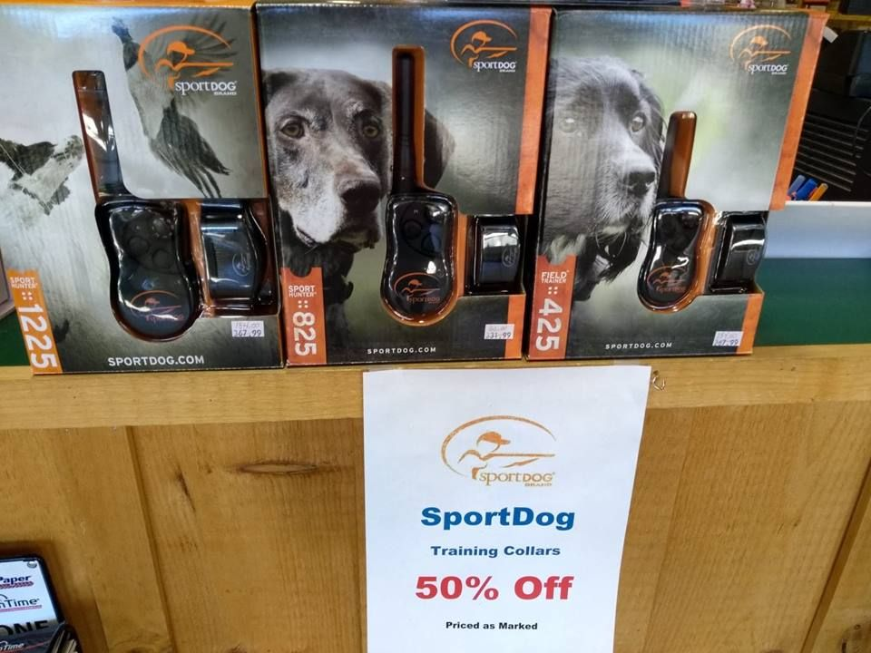 Don T Miss Out On This Sale On Sportdog Training Collars These