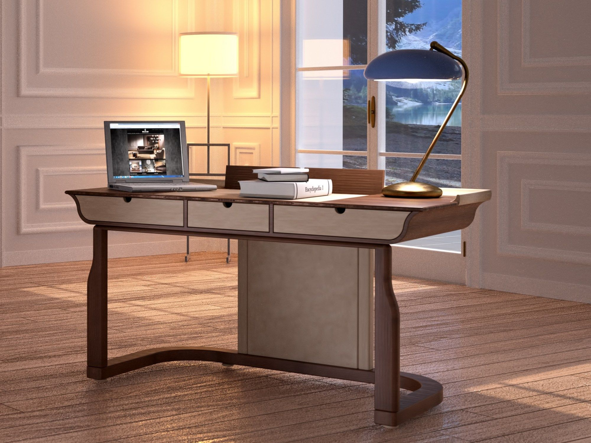 DESYO Secretary desk By Carpanelli Office desk