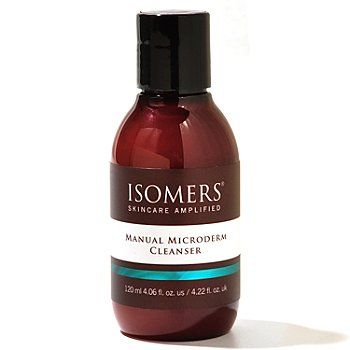 ISOMERS Manual Microderm Cleanser