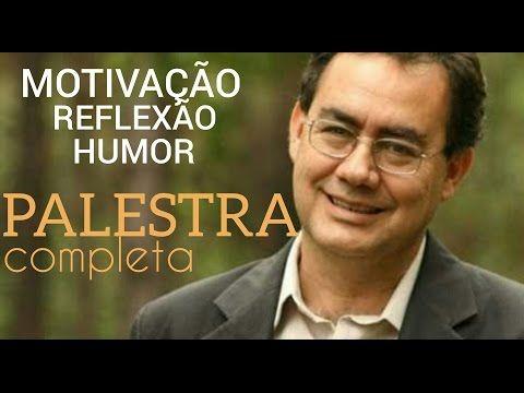 Palestra De Motivação Com Augusto Cury Engraçada E