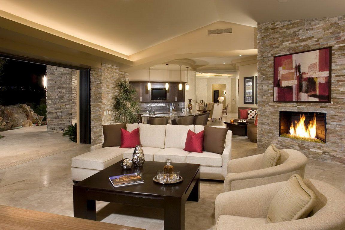 New Design For Modern House Interior Design Exposing Open Living Glamorous Living Room Designs Indian Homes Review