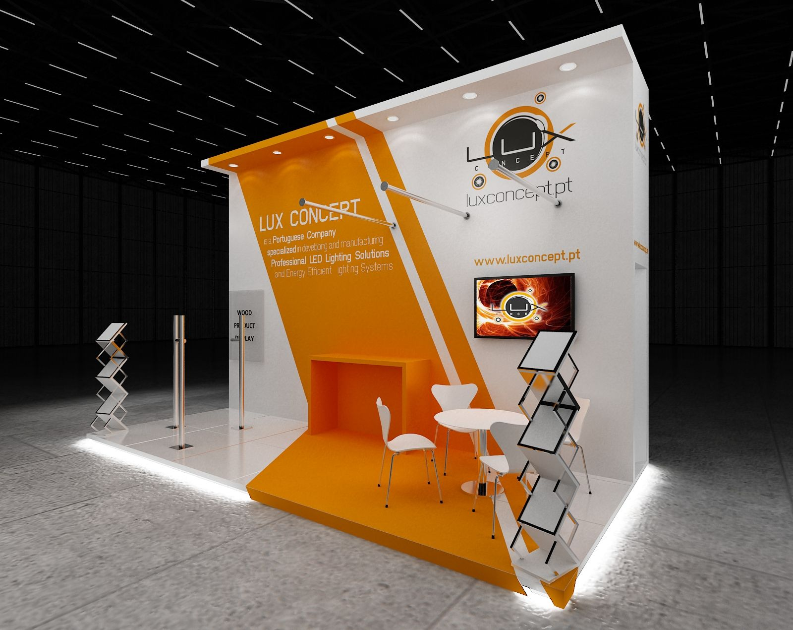 Exhibition Stall Makers : Behance para ti exhibition exhibition booth design booth