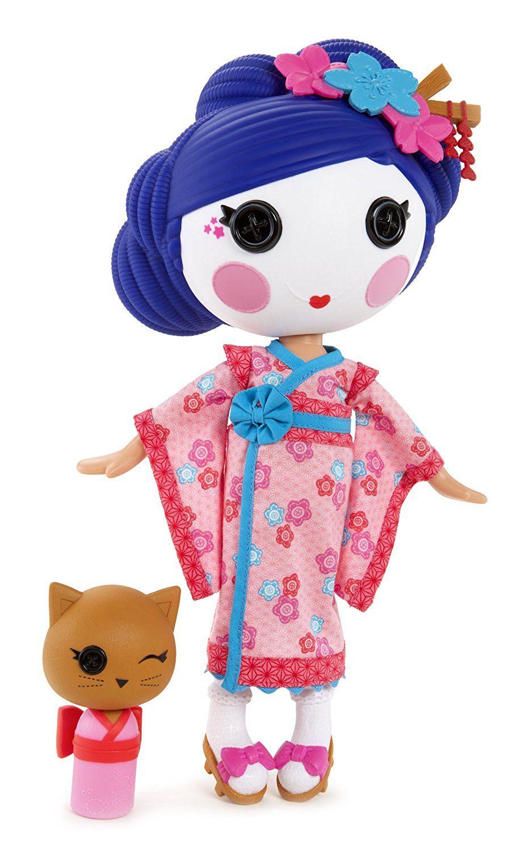 Lalaloopsy Yuki Kimono Doll Toys & Games